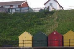 Beach Cottage from Mundesley Beach