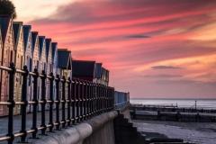 Mundesley Beach Huts and Promenade