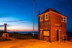 Coastguard Lookout and Museum in Mundesley, Norfolk