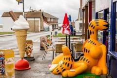 Garfield and Beach Cottage