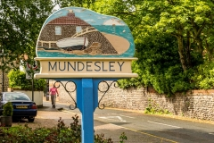 Mundesley Village Sign