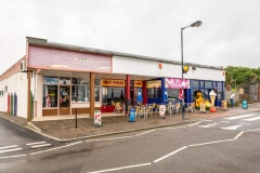 The Arcade in Mundesley