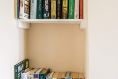 Books to read in the Guest Bedroom at Beach Cottage