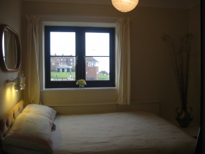 Guest Bedroom at Beach Cottage, Mundesley, Norfolk