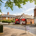 Post office and Pharmacy, Mundesley